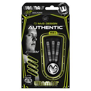Winmau MvG Design Authentic 24g Steel Tip Darts