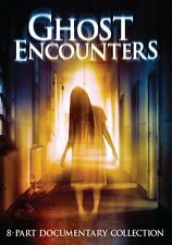 GHOST ENCOUNTERS 8 PART DOCUMENTARY COLLECTION New Sealed DVD