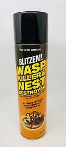 Blitzem! Wasp Killer & Nest Destroyer - 350g NET - Insecticide home & garden