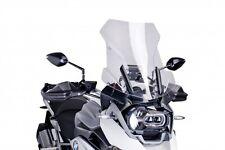 PARE-BRISE TOURING POUR BMW R1200 GS ANNÉE 13>16 PUIG TRANSPARENT, CODE 6486W