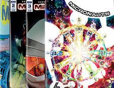 MICRONAUTS #1 2 3 4 REGULAR & COVER A VARIANTS 2016 IDW!
