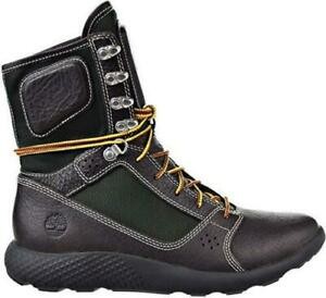 Timberland Flyroam Tactical Boot # TB0A1NK3 Dark Brown Leather Mens Choose Size