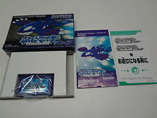 Pokemon Saphire Nintendo Game Boy Advance Japan