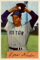 1954 Bowman #98 Ellis Kinder - NM