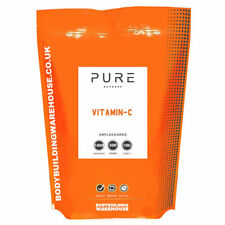 Vitamina C Polvo - 100% Puro uso en Farmacia ácido ascórbico (50g)