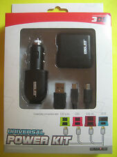 Nintendo DS Universal Charger/Power Kit for 2DS,3DS,3DS XL,DSi,DSi XL,DS Lite.