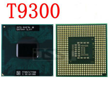 Intel Core 2 Duo T9300 SLAQG SLAYY Dual Core Mobile CPU Processor 2.5G 6M 800MHz
