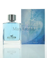 Wave for Him by Hollister Eau de Toilette 3.4 oz 100 ml Spray for Men