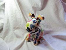 A RETRO POMME -PIDOU DOG MONEYBOX