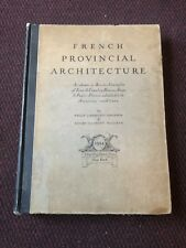 French Provincial Architecture - French Town & Country Houses, Shops - Folio etc