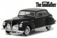 Lincoln continental 1941 el padrino Godfather 1/43 Greenlight