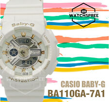 Casio Baby-G new BA-110 Series Watch BA110GA-7A1 AU FAST & FREE
