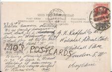 Genealogy Postcard - Radford - National Liberal Club - London - Ref 6171A