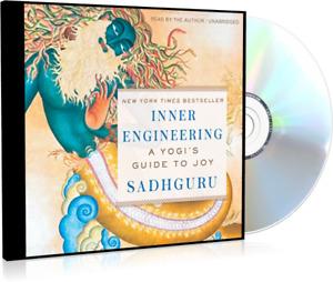 Inner Engineering A Yogi's Guide to Joy By Sadhguru Jaggi Vasudev