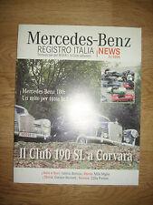 MERCEDES BENZ REGISTRO ITALIA NEWS N.3 - 2004 (DO)