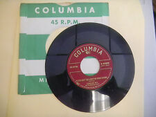 JOHNNIE RAY please don't talk about me when i'm gone/an orchid for the lady   45