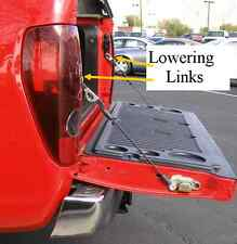 GM4 Safer ATV, UTV ramps & motorcycle ramp loading with Tailgate Drop Links