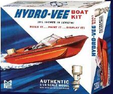 MPC Hydro-Vee Boat Kit 1/18 883 Plastic Model Kit