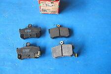 Plaquettes de freins arrière Lucas/Girling pour: MG: MG F, MG TF, Rover 800