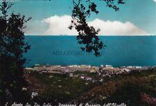 SANT'AGATA SUI DUE GOLFI - Panorama di Sorrento dall'Olivella 1965