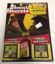 Wildlife Research Center DVD Scent Secrets (NEW)