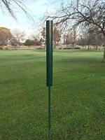 Portable Disc Golf Target, Tone Pole, Disc Golf Basket, Frisbee