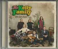 "KELLY FAMILY ""We got Love"" CD 2017 - NEU & OVP"