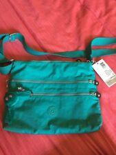 Kipling Alvar Crossbody Bag - Turquoise - NWT