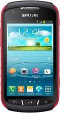 Samsung  Galaxy Xcover 2 GT-S7710 - 4GB - Black - Red (Ohne Simlock) Smartphone