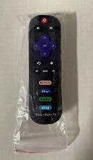 TLC Roku Tv Remote Control Model: 06-1RPT20-URC280J