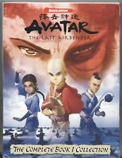 Movie DVD - AVATAR THE COMPLETE BOOK 1 COLLECTION - Pre-Owned - Nickelodeon