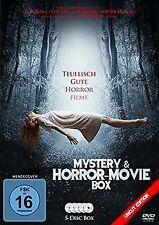Mystery & Horror-Movie Box [5 DVDs] von Koji Shirais... | DVD | Zustand sehr gut