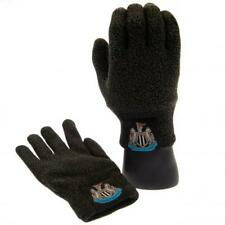 Newcastle United F.C. Luxury Touchscreen Gloves Youths Official Merchandise