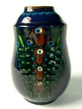 Karlsruher Majolika - Vase 2247   Alfred Kusche 1910