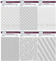 """Creative Expressions 5 3/4 x7 1/2"""" Sue Wilson 3D Embossing Folder - Apr 2020 NEW"""