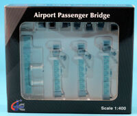 JC Wings 1:400 LH4136 Airbus A380 Airport Passenger Bridge