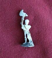 Grenadier Models Inc - AD&D Tomb of Spells 5004 5C Skeleton w. Battleaxe WW08 5
