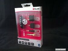 BeeWi Bluetooth bbr110 Pack para auriculares y cajas con 4 adaptador de enchufe, nuevo