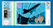 More details for bristol city pound - issued note - £20 1st issue 2012 unc - must for collectors