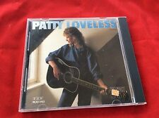 Patty Loveless CD MCA Records Lonely Days Nights Some Blue Moons Ago