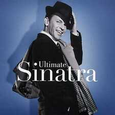 FRANK SINATRA - ULTIMATE SINATRA - NEW CD!!