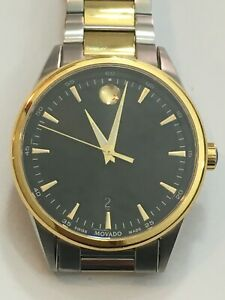 Movado Stratus Men's Watch 0607245