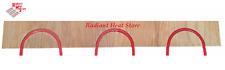 """(8-pack) Radiant Floor Heat Sleeper Return Loop Panels for 1/2"""" Barrier PEX"""