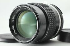 【EXC+++】Nikon Nikkor Ai-s AIS 105mm f/2.5 MF Prime Lens From JAPAN **A097