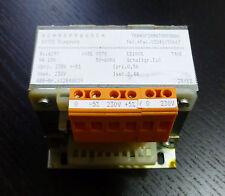 Schnurrbusch Transformator BV.6297   VDE 0570   24-0   50/60Hz   230V