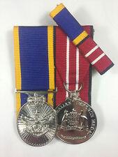 Set of 2 Reserve Forces Medal, Australian Defence Medal