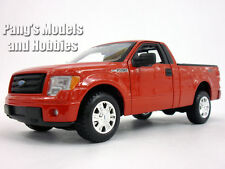 Ford F-150 STX 1/27 Scale Diecast Metal Model by Maisto - RED
