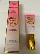 Too Faced Primed and Peachy Matte-Perfecting Primer 40ml new boxed