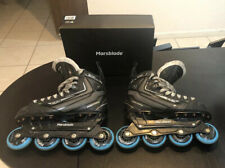 Marsblade Roller Skates 5.5 D With Ccm Ribcor 50K Boots Extra Wheels