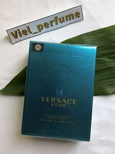 Versace Eros Men 3.4 fl.oz / 100 ml Eau de Toilette NEW NEW